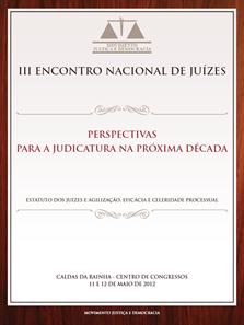 III Encontro Nacional De Juízes